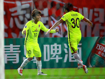 ACL 準決勝第1戦 vs上海上港 試合結果
