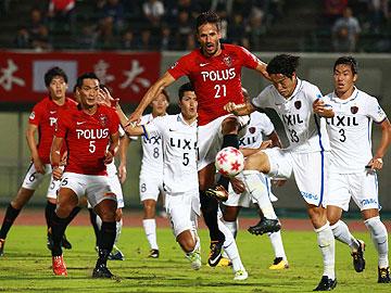 第97回天皇杯ラウンド16(4回戦) vs鹿島アントラーズ 試合結果