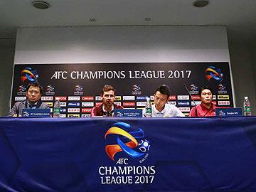 上海上港 試合前日公式会見
