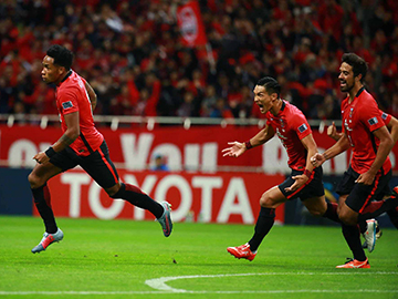 ACL準決勝第2戦 vs上海上港「ラファエル シルバのゴールで勝利、10年ぶりのACL決勝へ」