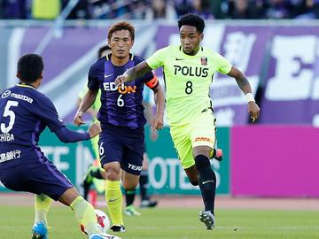 明治安田生命J1リーグ 第31節 vsサンフレッチェ広島 試合結果