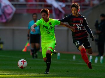 明治安田生命J1リーグ 第32節 vs鹿島アントラーズ 試合結果