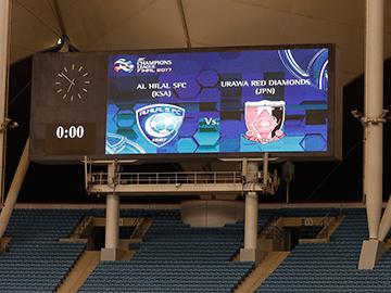 ACL 決勝第1戦 vsアルヒラル 試合情報