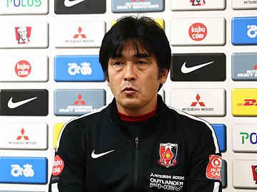 堀監督 川崎戦前日会見