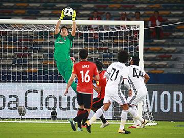 FCWC準々決勝 vsアルジャジーラ 「カウンターから失点を喫し、初戦を飾れず」