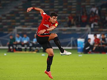 FIFAクラブワールドカップUAE 2017 準々決勝 vsアルジャジーラ 試合結果