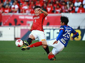 明治安田生命J1リーグ 第34節 vs横浜F・マリノス 試合結果