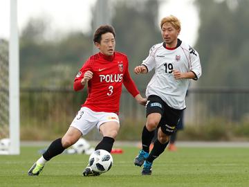 トレーニングマッチ vs北海道コンサドーレ札幌