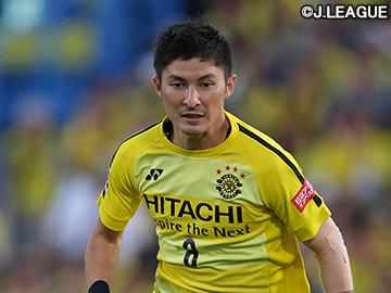 武富孝介選手 柏レイソルから完全移籍加入のお知らせ