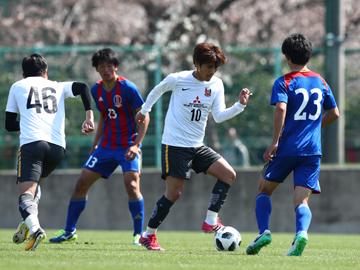 トレーニングマッチ vs順天堂大学