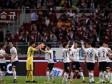 第7節 vs神戸「終了間際の決勝点でシーソーゲームを制し、リーグ2連勝」