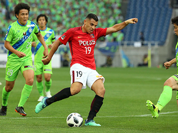 第11節 vs湘南「湘南の固い守備の前に0-1で敗戦」