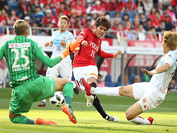 明治安田生命J1リーグ 第9節 vs北海道コンサドーレ札幌 試合結果