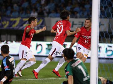 明治安田生命J1リーグ 第12節 vs川崎フロンターレ 試合結果