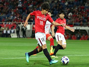 ルヴァンカップ vs名古屋「マルティノスと李のゴールで完封勝利」