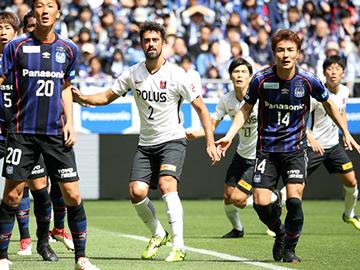 第15節 vsG大阪「リーグ中断前の最終戦はスコアレスドローに終わる」