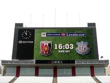 JリーグYBCルヴァンカップ プレーオフステージ 第2戦 vsヴァンフォーレ甲府 試合情報