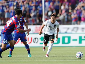 ルヴァンカップ vs甲府「アウェイで0-2の敗戦」