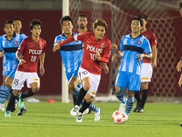 天皇杯 vs Y.S.C.C.横浜「課題が残る内容も、きっちりと得点を奪い、3-0勝利」