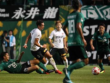 天皇杯 vs 松本山雅「マウリシオの2ゴールで勝利」