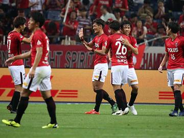 第16節 vs名古屋「遠藤・槙野のゴールで3-1で勝利」