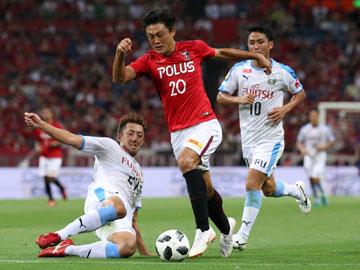 第19節 vs川崎「2-0で勝利し、J1通算400勝目を達成」