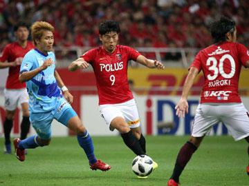明治安田生命J1リーグ 第20節 vs V・ファーレン長崎 試合結果