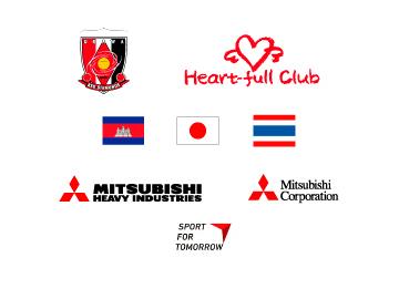 『ハートフルサッカー in アジア2018』をカンボジア・タイで開催へ