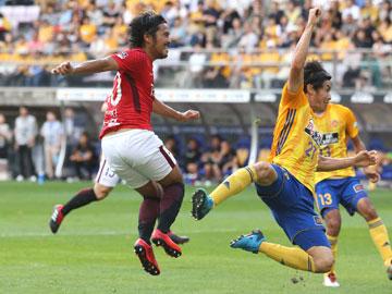 第29節 vs仙台「橋岡のJ初ゴールで先制するも1-1のドロー」