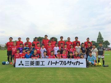 『三菱重工ハートフルサッカー』参加者募集中!