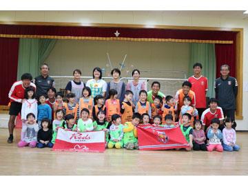 ハートフルサッカー in 東北2018(岩手・福島)