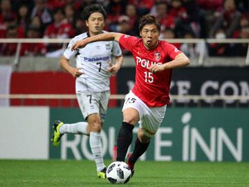 第31節 vsG大阪「興梠のゴールで同点にするも1-3で敗戦」