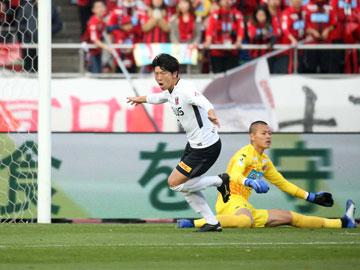 明治安田生命J1リーグ 第32節 vs北海道コンサドーレ札幌 試合結果
