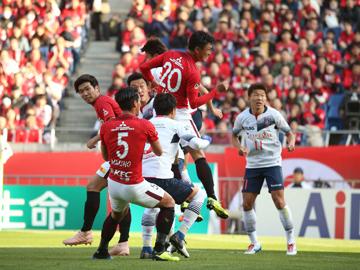 明治安田生命J1リーグ 第34節 vsFC東京 試合結果