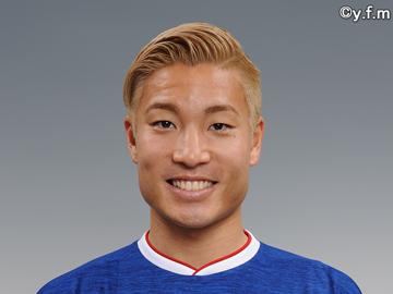 山中亮輔選手 横浜FMから完全移籍加入のお知らせ