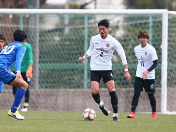 トレーニングマッチ vs 筑波大学