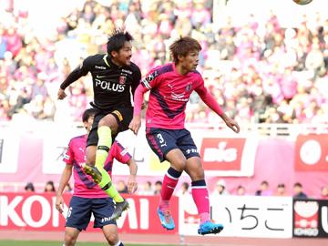 第4節 vsC大阪「交代選手が流れを変え、逆転勝利」