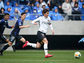 明治安田生命J1リーグ 第7節 vs ガンバ大阪 試合結果
