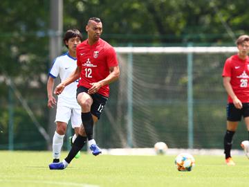 トレーニングマッチ vs 桐蔭横浜大学