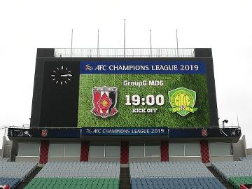 ACL グループステージ MD6 vs 北京国安 試合情報