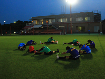 男女の育成年代、トップチームGK選手たちが合同トレーニングを実施
