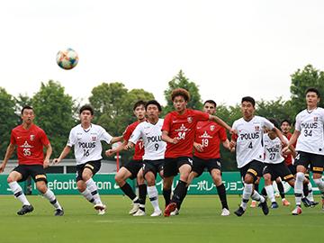 トレーニングマッチ vs 浦和レッズユース
