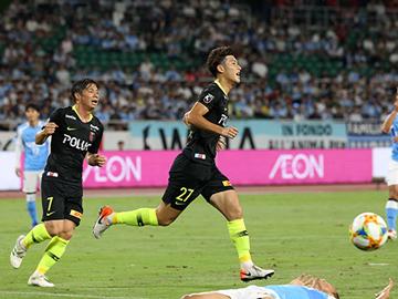 第20節 vs 磐田「前半の3ゴールで磐田撃破」