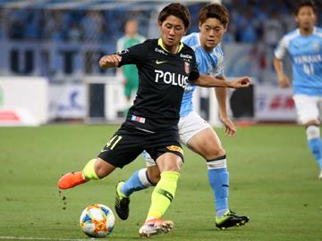 明治安田生命J1リーグ 第20節 vs ジュビロ磐田 試合結果
