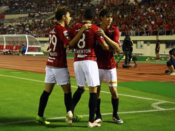 天皇杯 2回戦 vs 流通経済大学「鈴木、エヴェルトンの2ゴールで勝利を掴む」