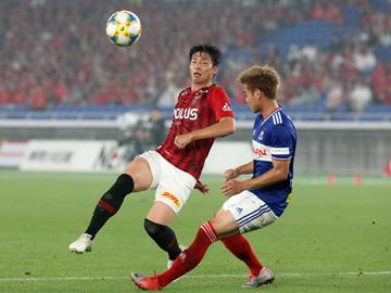 明治安田生命J1リーグ 第19節 vs 横浜F・マリノス 試合結果