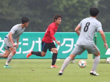 トレーニングマッチ vs 順天堂大学