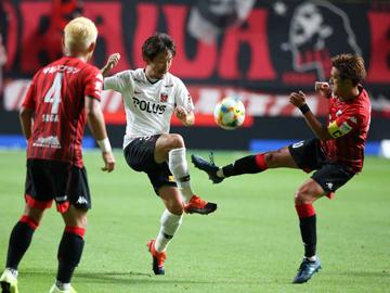 明治安田生命J1リーグ 第22節 vs 北海道コンサドーレ札幌 試合結果