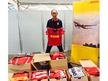 「浦和レッズハートフルサッカーinアジア」開催に伴う衣料品等の募集について