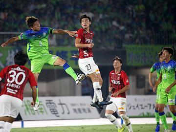 第25節 vs 湘南「興梠のゴールで先制するも後半に追いつかれドロー」
